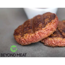 Beyond Meat - Burger - 4 x 6oz - VEGAN