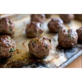 Italian Style All Beef Meatballs