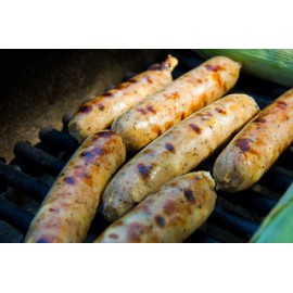 Chicken and Apple Sausage - 454 g