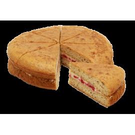 Banana Bread with Raspberry Icing - 2pk
