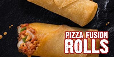 Pizza Fusion Rolls